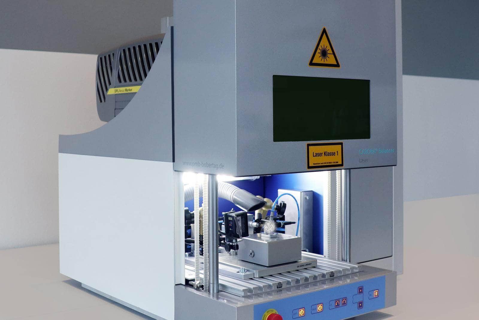 CAROBA®-Balancer-Laser-Dental-bobertag