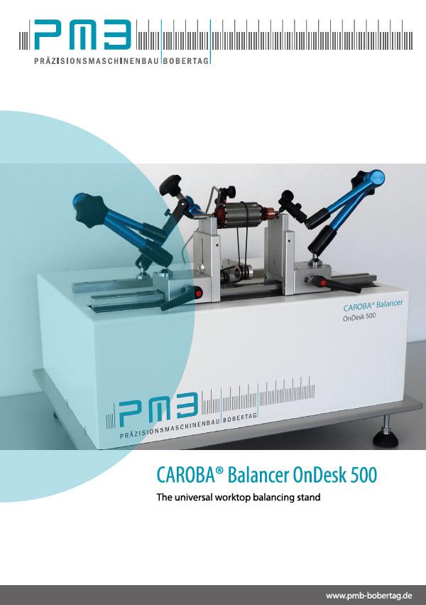 Caroba-Balancer-OnDesk500-PMB