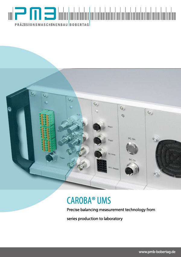 Brochure Caroba UMS